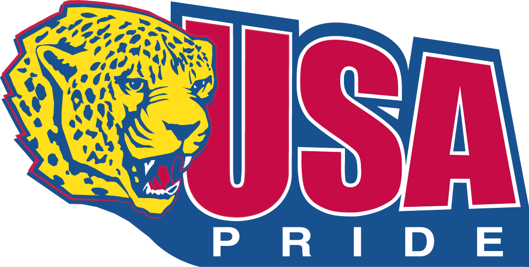 South Alabama Jaguars 1997-2007 Misc Logo iron on transfers for clothing