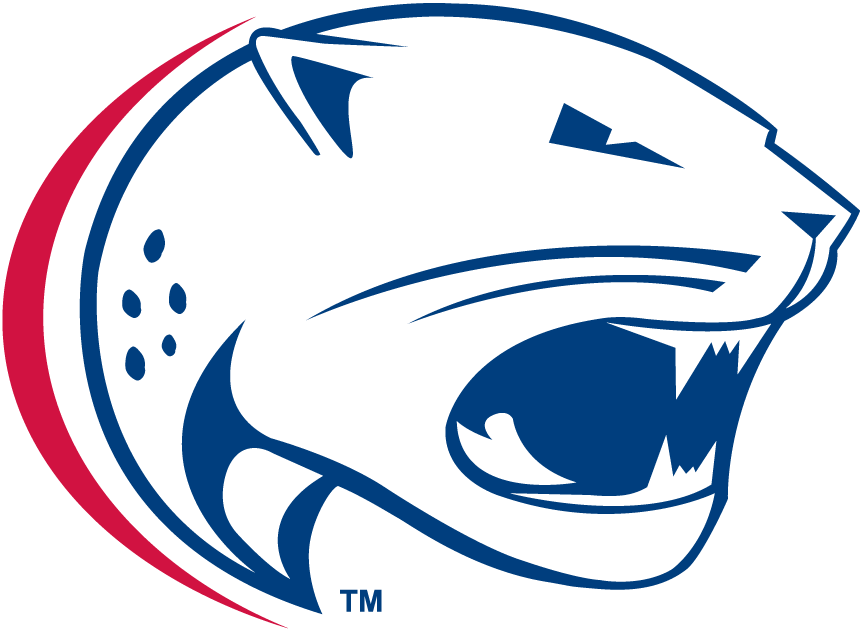 South Alabama Jaguars 2008-Pres Partial Logo iron on transfers for clothing