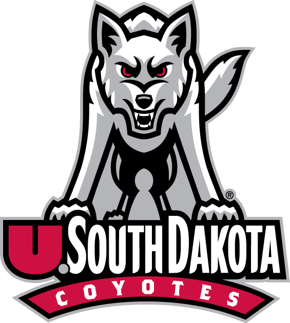 South Dakota Coyotes 2004-2011 Primary Logo iron on transfers for clothing