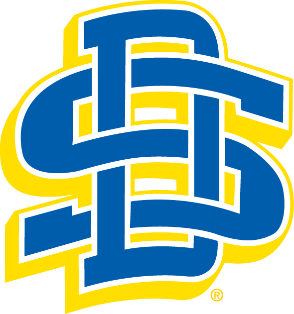 South Dakota State Jackrabbits 1999-Pres Alternate Logo v3 iron on transfers for clothing