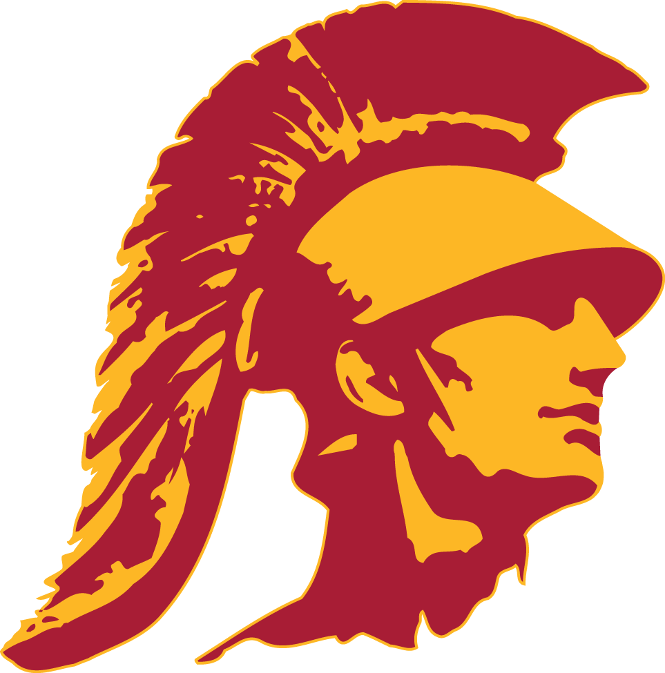 Southern California Trojans 0-Pres Alternate Logo v9 iron on transfers for clothing