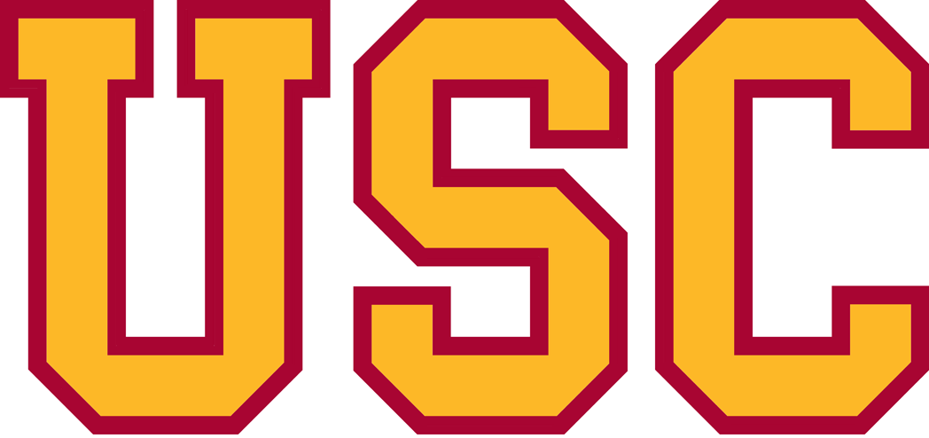 Southern California Trojans 0-Pres Wordmark Logo v6 iron on transfers for clothing