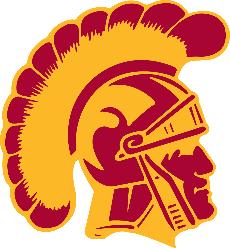 Southern California Trojans 1972-Pres Secondary Logo iron on transfers for clothing