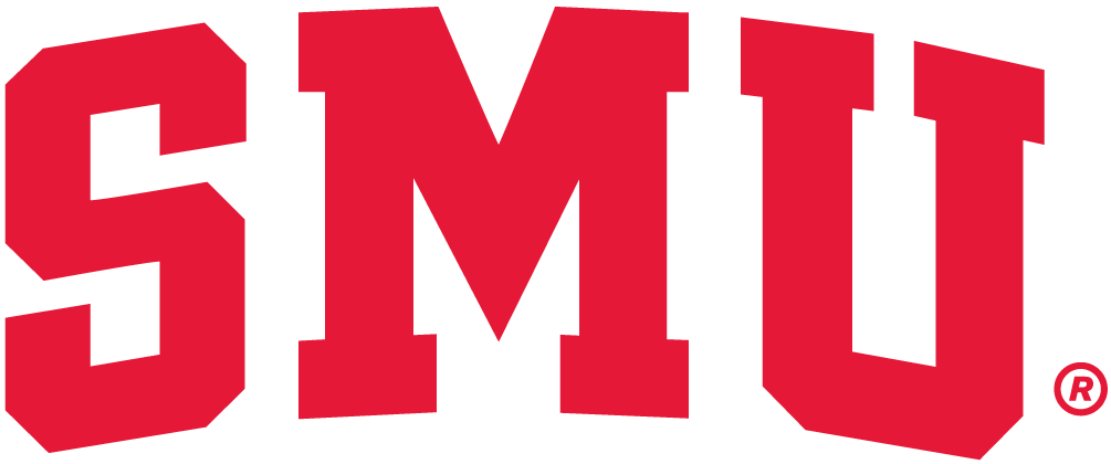 Southern Methodist Mustangs 1978-2007 Wordmark Logo iron on transfers for clothing