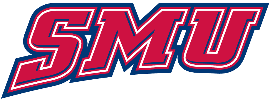 Southern Methodist Mustangs 1995-Pres Wordmark Logo iron on transfers for clothing