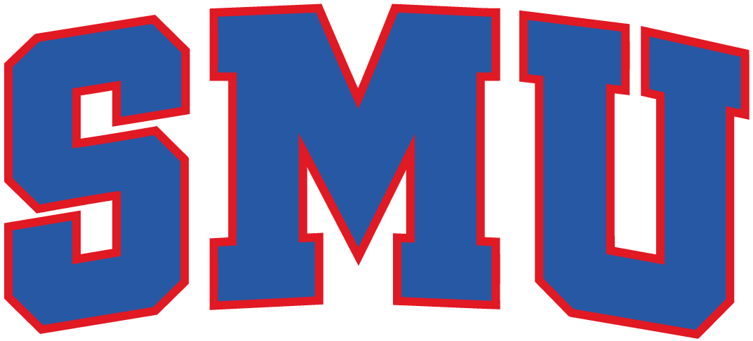 Southern Methodist Mustangs 2008-Pres Wordmark Logo v2 iron on transfers for clothing