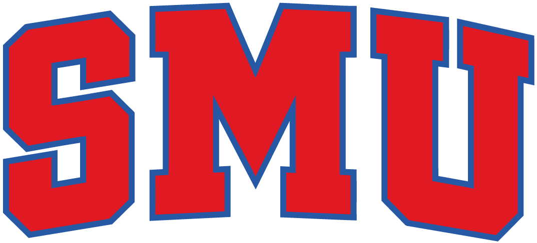 Southern Methodist Mustangs 2008-Pres Wordmark Logo iron on transfers for clothing