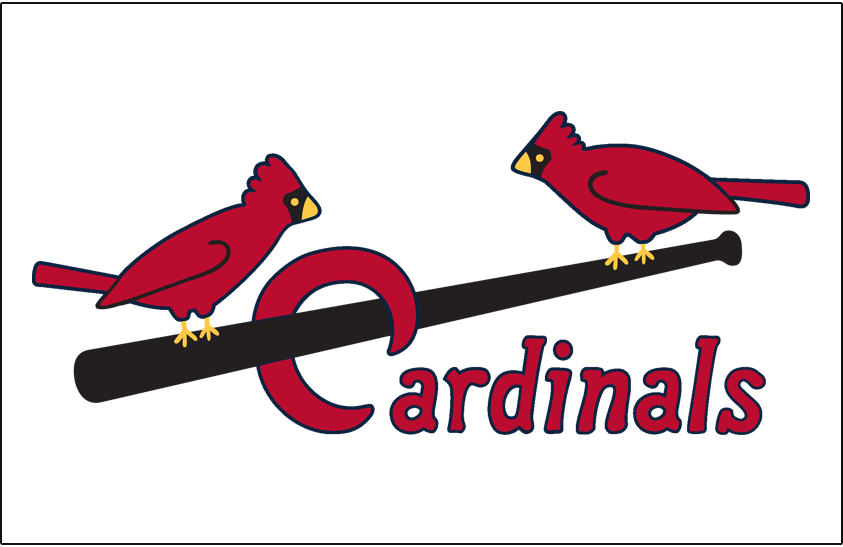 St. Louis Cardinals 1936-1948 Jersey Logo iron on transfers for clothing