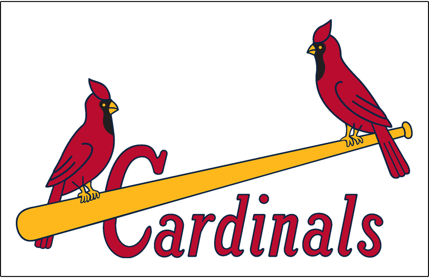 St. Louis Cardinals 1951-1955 Jersey Logo iron on transfers for clothing