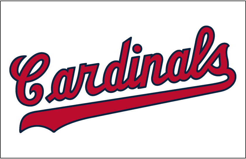 St. Louis Cardinals 1956 Jersey Logo iron on transfers for clothing