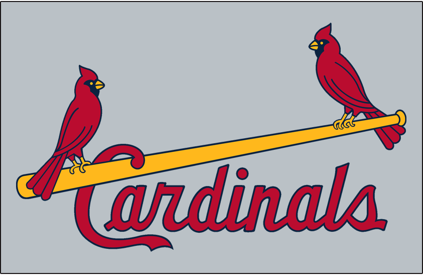 St. Louis Cardinals 1985-1997 Jersey Logo iron on transfers for clothing