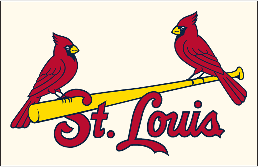 St. Louis Cardinals 2013-Pres Jersey Logo iron on transfers for clothing