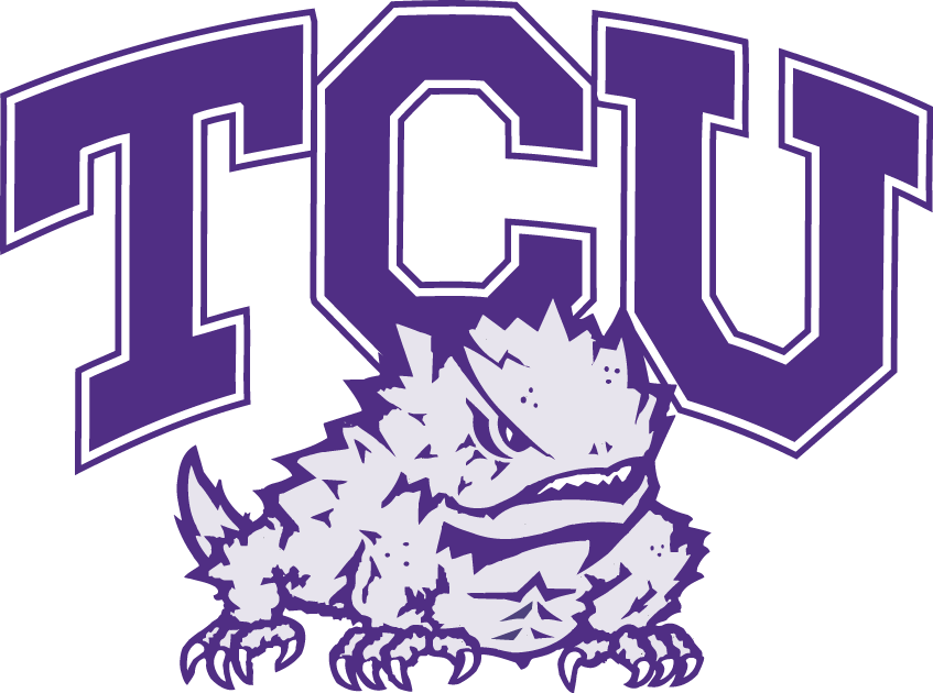 TCU Horned Frogs 1995-Pres Alternate Logo v3 iron on transfers for clothing