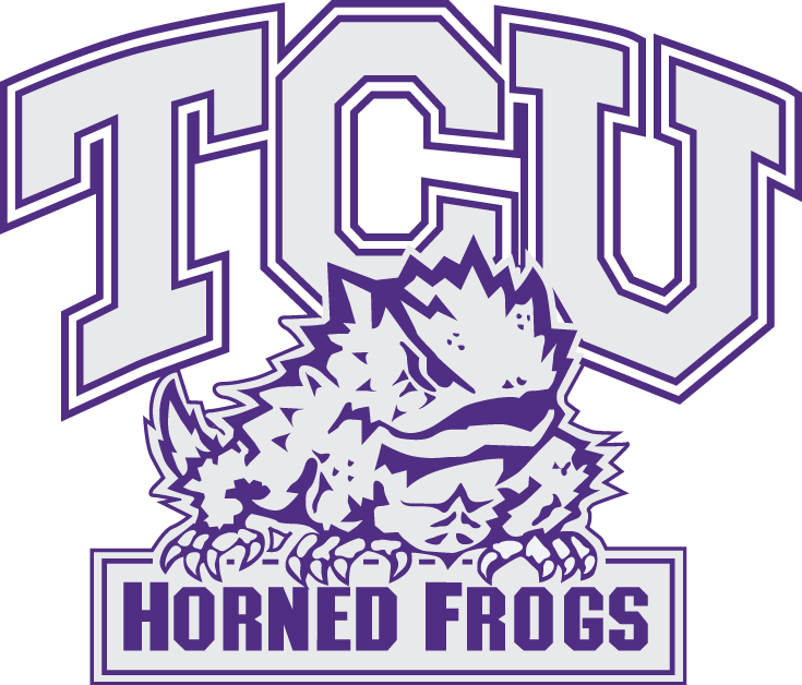 TCU Horned Frogs 1995-Pres Alternate Logo iron on transfers for clothing