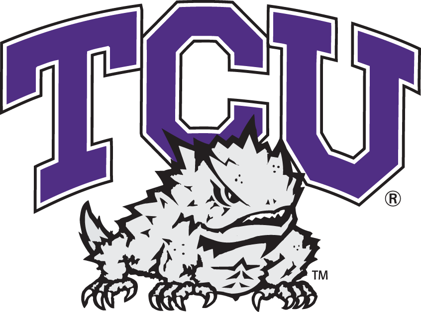 TCU Horned Frogs iron ons