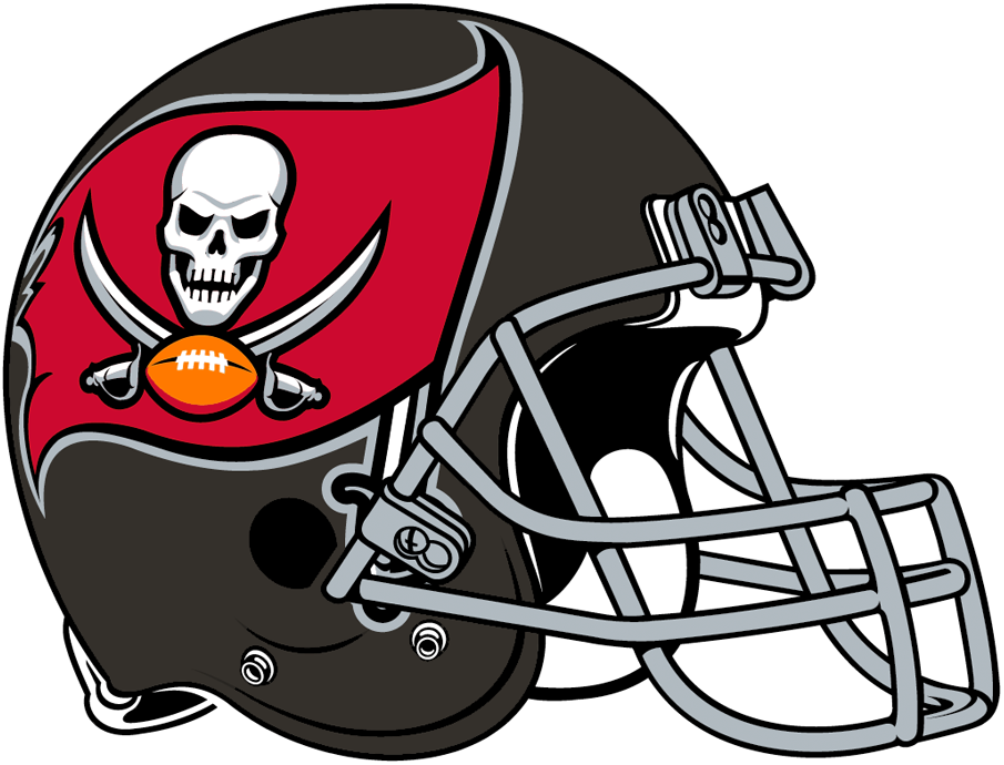 Tampa Bay Buccaneers 2014-Pres Helmet Logo iron on transfers for clothing