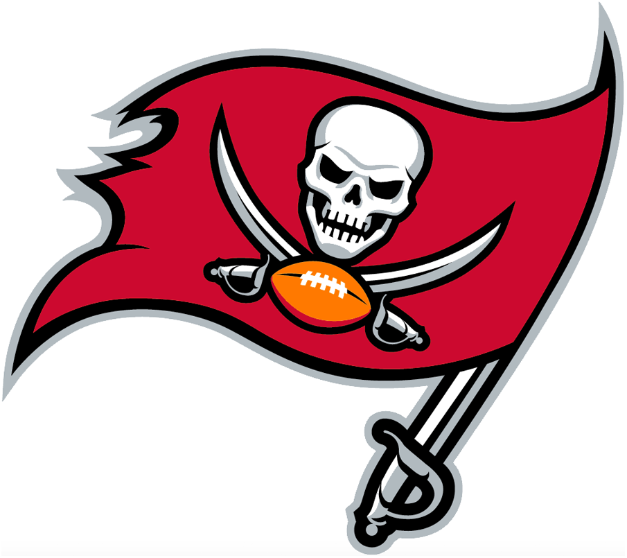 Tampa Bay Buccaneers 2014-Pres Primary Logo iron on transfers for clothing