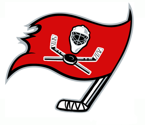 Tampa Bay Buccaneers Canadian Logos iron on transfers
