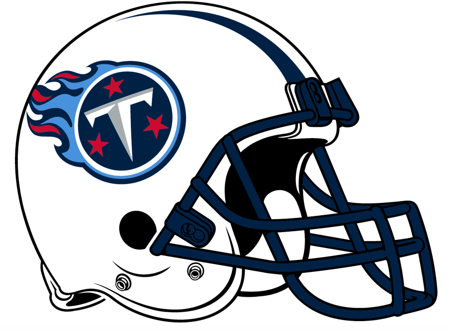 Tennessee Titans 1999-2017 Helmet Logo iron on transfers for clothing