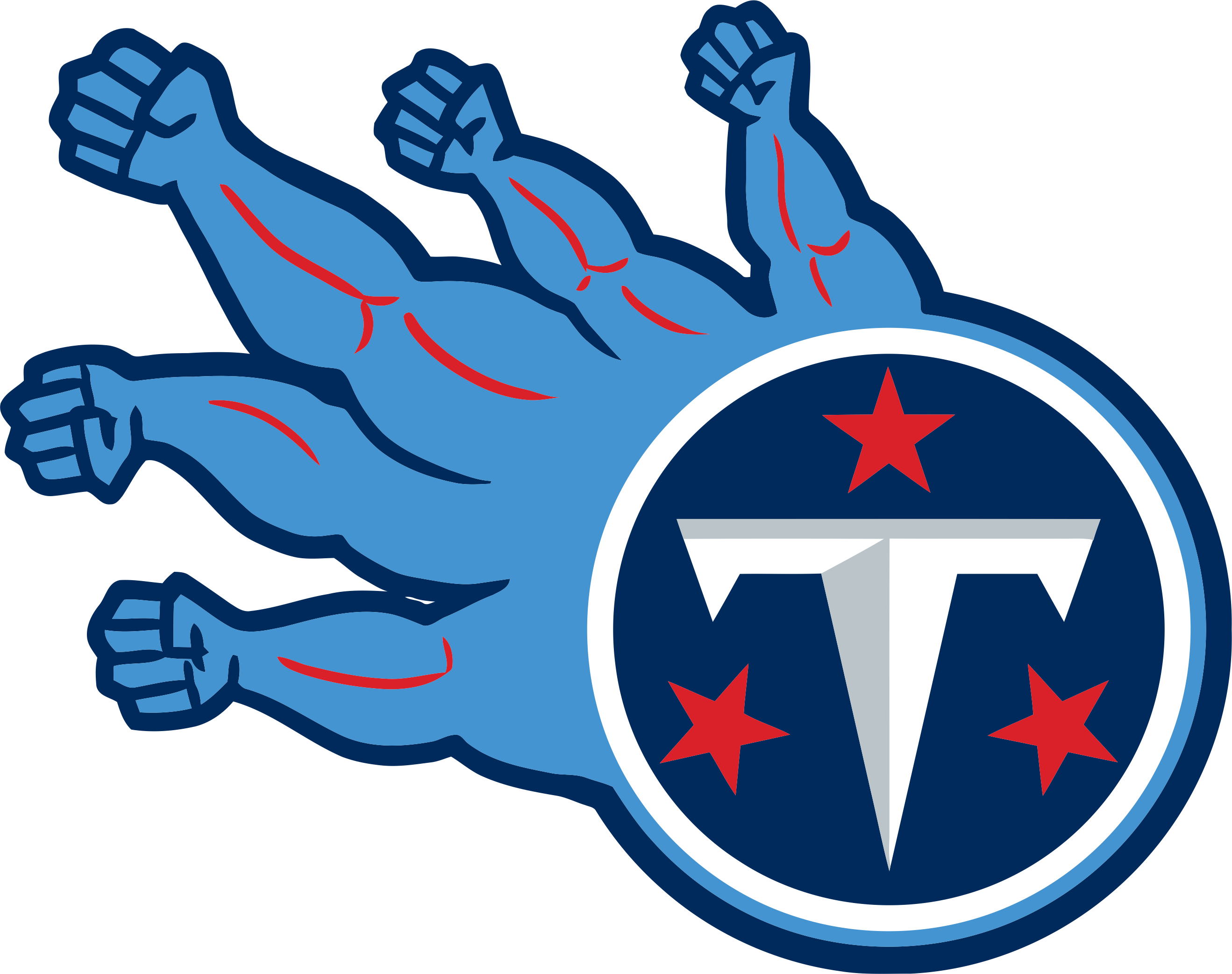 Tennessee Titans Steroids Logo iron on transfers