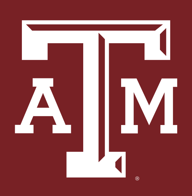 Texas A&M Aggies 2001-2006 Alternate Logo iron on transfers for clothing