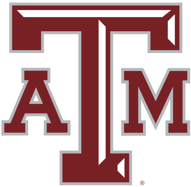 Texas A&M Aggies 2001-2006 Primary Logo iron on transfers for clothing