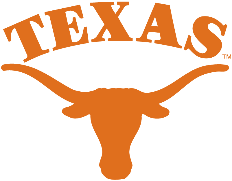 Texas Longhorns 1974-Pres Secondary Logo v2 iron on transfers for clothing