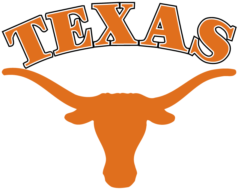 Texas Longhorns 1974-Pres Secondary Logo iron on transfers for clothing