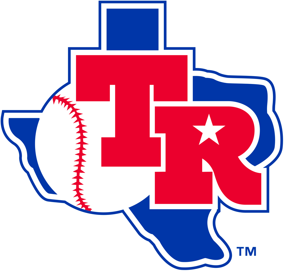 Texas Rangers 1982-1983 Primary Logo iron on transfers for clothing