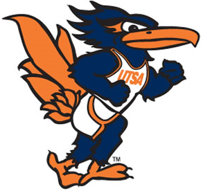 Texas-SA Roadrunners 2008-Pres Mascot Logo iron on transfers for clothing