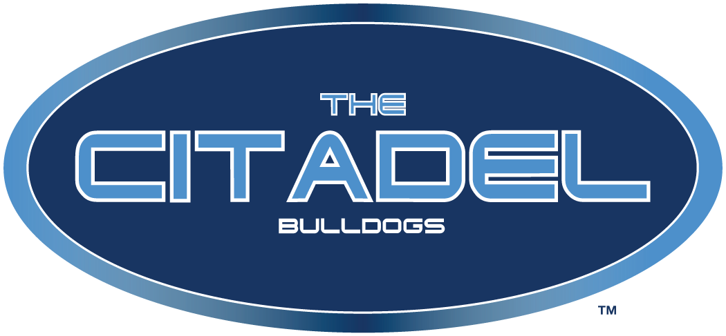 The Citadel Bulldogs 2006-Pres Wordmark Logo iron on transfers for clothing