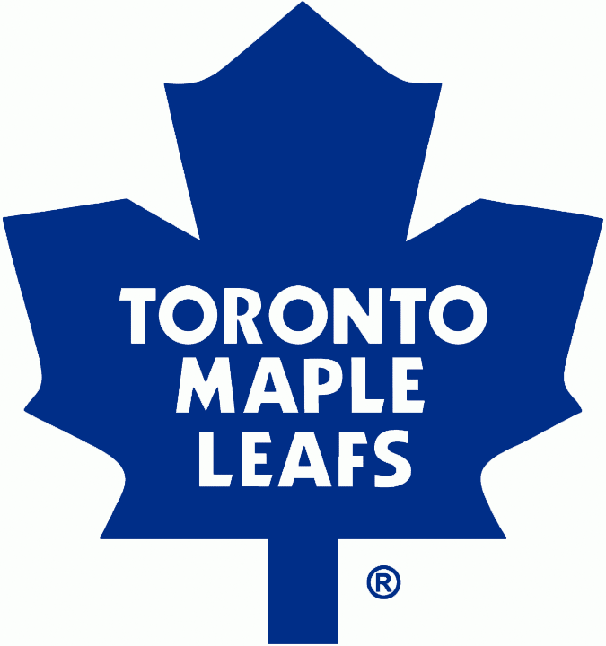 Toronto Maple Leafs 1982-1987 Primary Logo iron on transfers for clothing