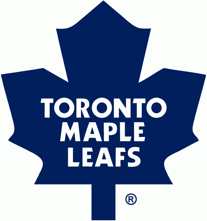 Toronto Maple Leafs 1987-2016 Primary Logo iron on transfers for clothing