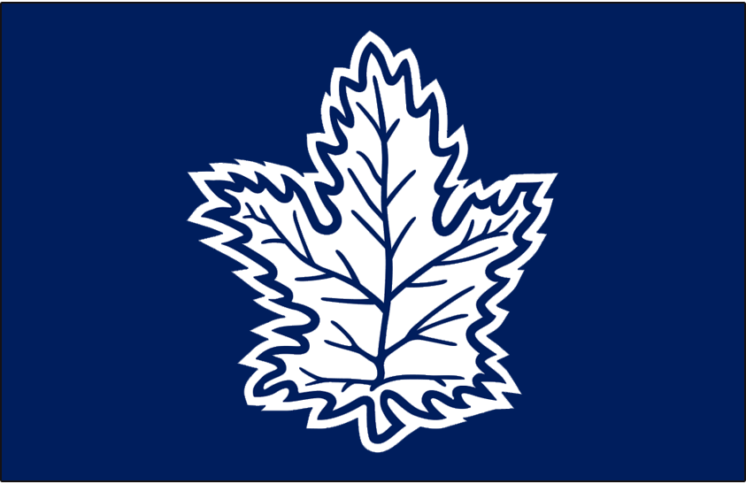 Toronto Maple Leafs 1992-2000 Alt on Dark Logo iron on transfers for clothing