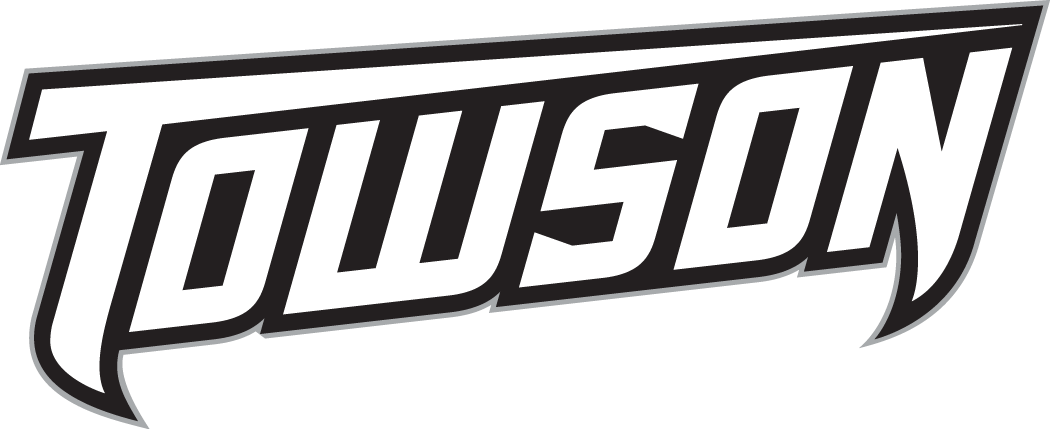 Towson Tigers 2004-Pres Wordmark Logo iron on transfers for clothing