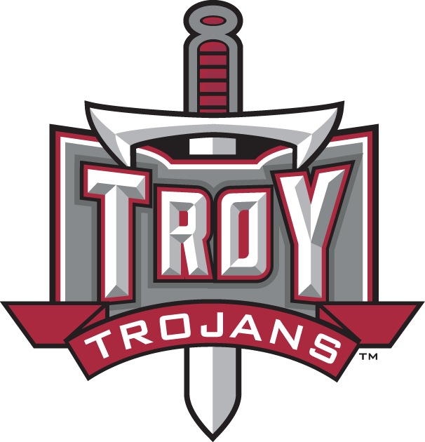 Troy Trojans 2004-Pres Secondary Logo iron on transfers for clothing