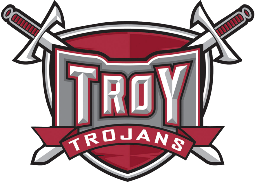 Troy Trojans 2008-Pres Primary Logo iron on transfers for clothing