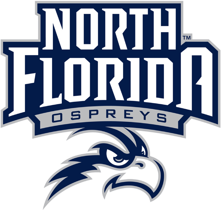 UNF Ospreys iron ons