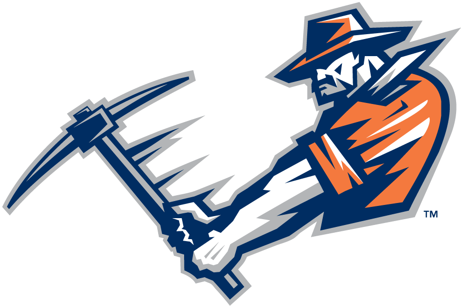 UTEP Miners 1999-Pres Alternate Logo v8 iron on transfers for clothing