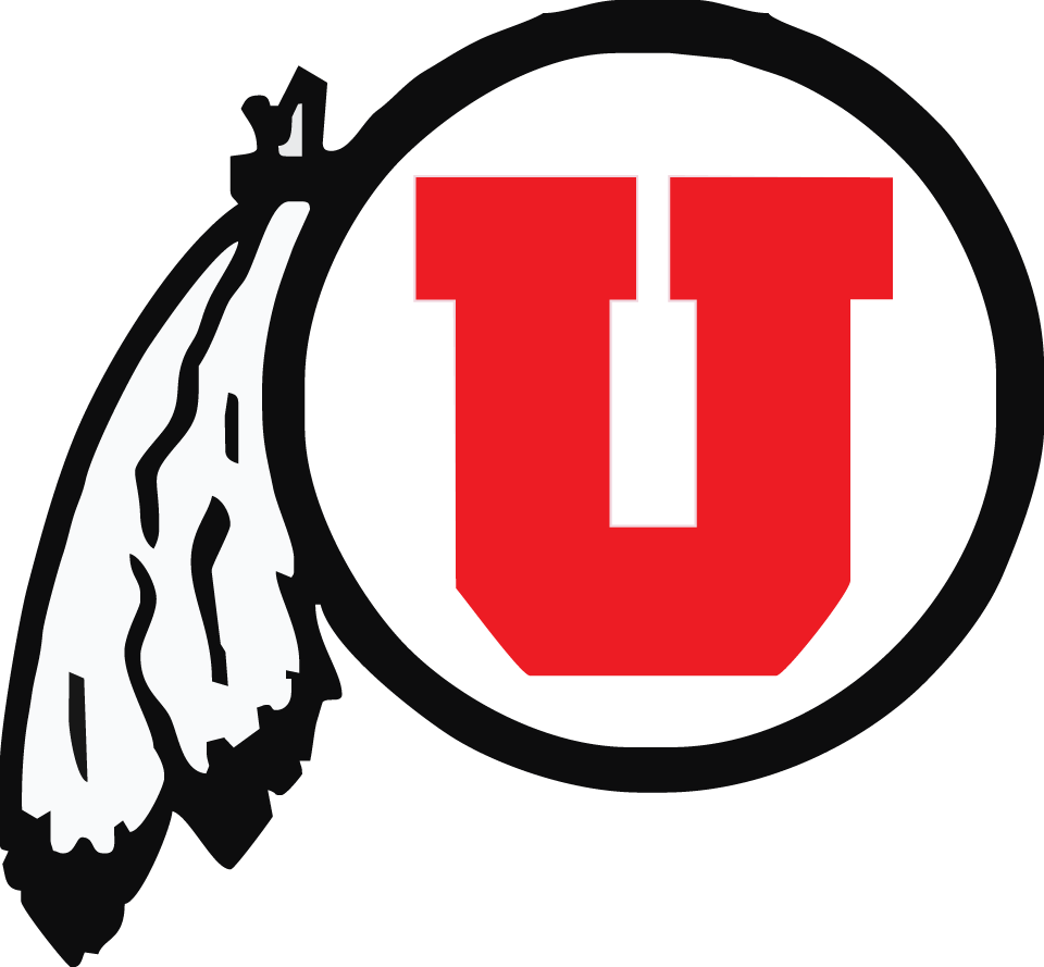 Utah Utes 1988-1999 Primary Logo iron on transfers for clothing