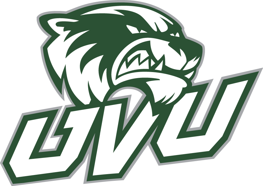 Utah Valley Wolverines 2012-Pres Alternate Logo v2 iron on transfers for clothing
