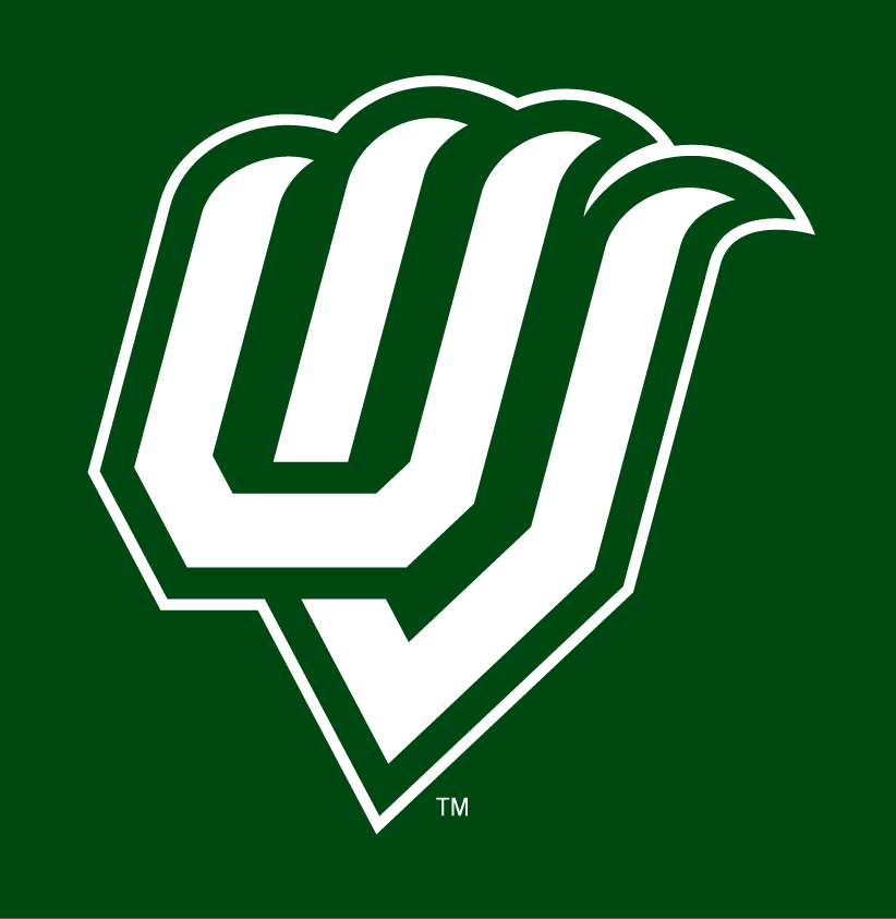 Utah Valley Wolverines 2012-Pres Alternate Logo v6 iron on transfers for clothing