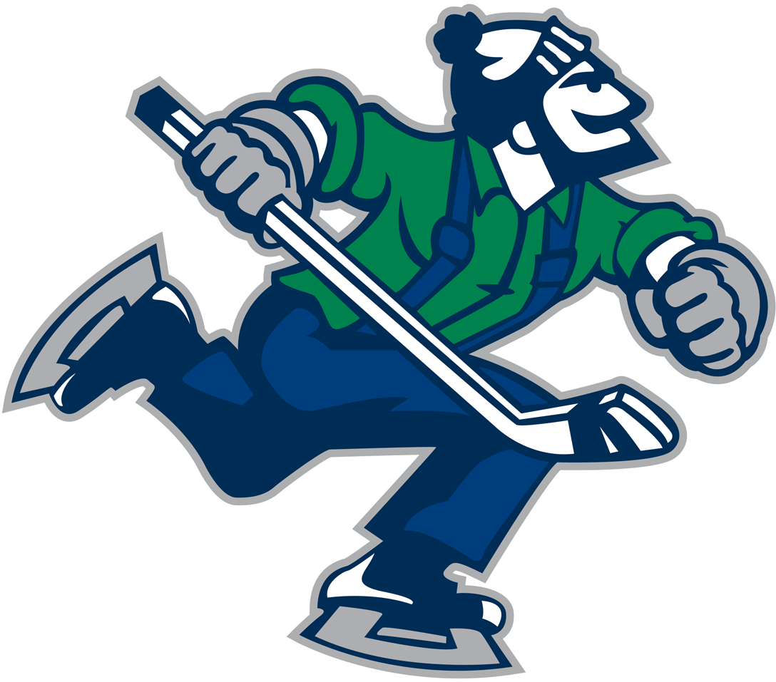 Vancouver Canucks 2008-Pres Alternate Logo iron on transfers for clothing