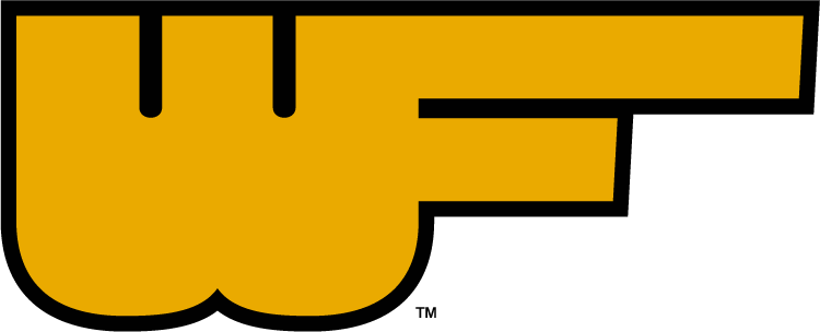 Wake Forest Demon Deacons 1968-1976 Alternate Logo iron on transfers for clothing