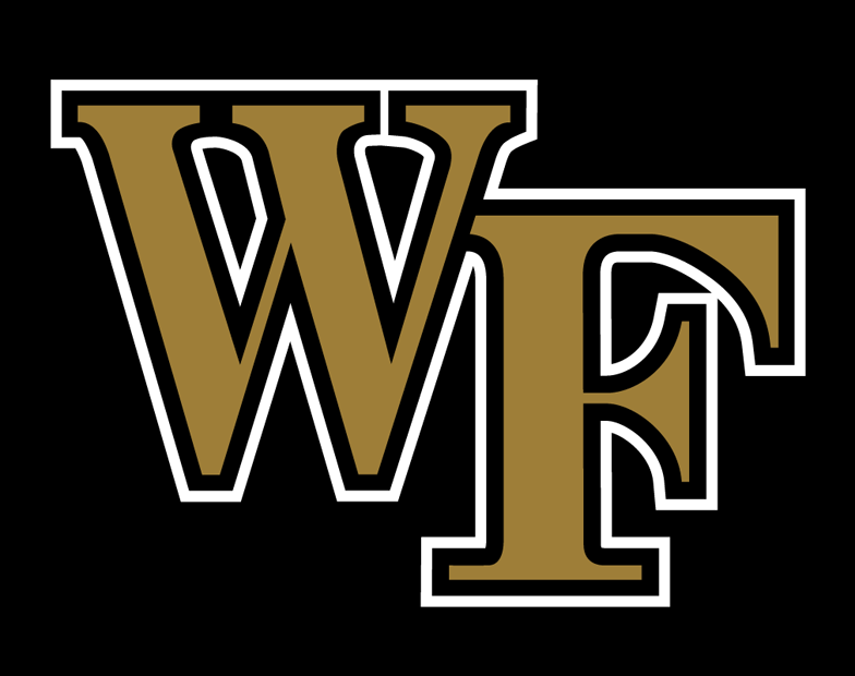 Wake Forest Demon Deacons 2007-Pres Alternate Logo v2 iron on transfers for clothing