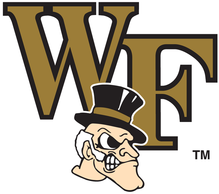 Wake Forest Demon Deacons 2007-Pres Secondary Logo iron on transfers for clothing