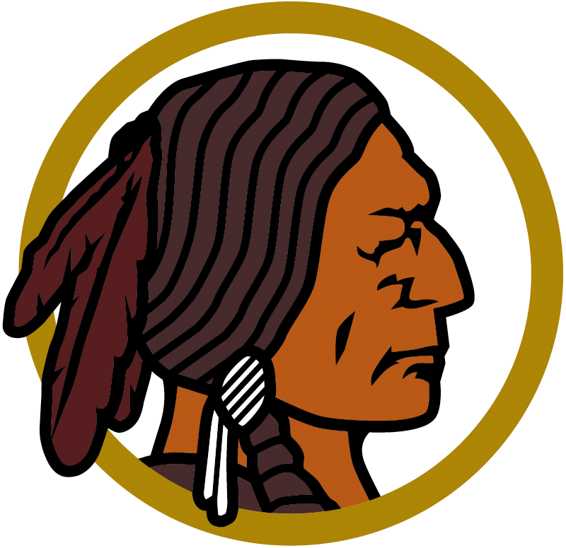 Washington Redskins 1937-1951 Primary Logo iron on transfers for clothing