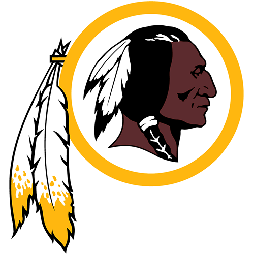 Washington Redskins iron ons