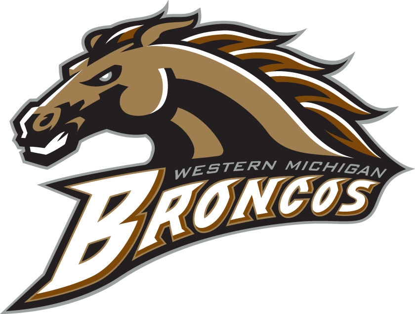 Western Michigan Broncos iron ons