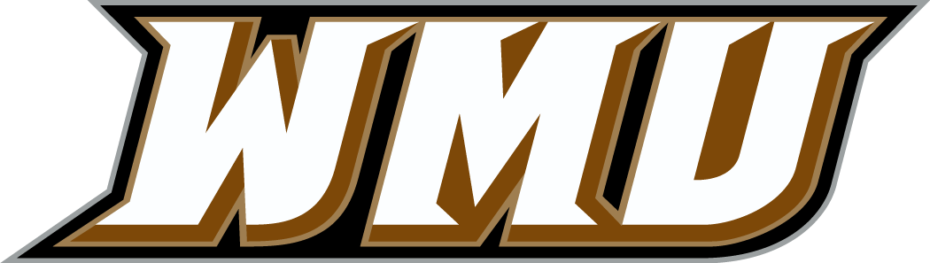 Western Michigan Broncos 1998-Pres Wordmark Logo v2 iron on transfers for clothing